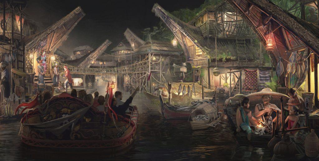 """An der Wiedereröffnung der Attraktion """"Piraten in Batavia"""" 2020 wird derzeit auf Hochtouren gearbeitet"""