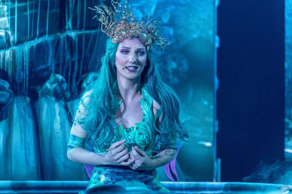 Einige der mystischen Erzählungen und Figuren kennen viele Besucher bereits aus dem Rulantica-Musical.