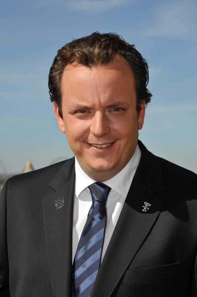 Michael Mack, geschäftsführender Gesellschafter des Europa-Park