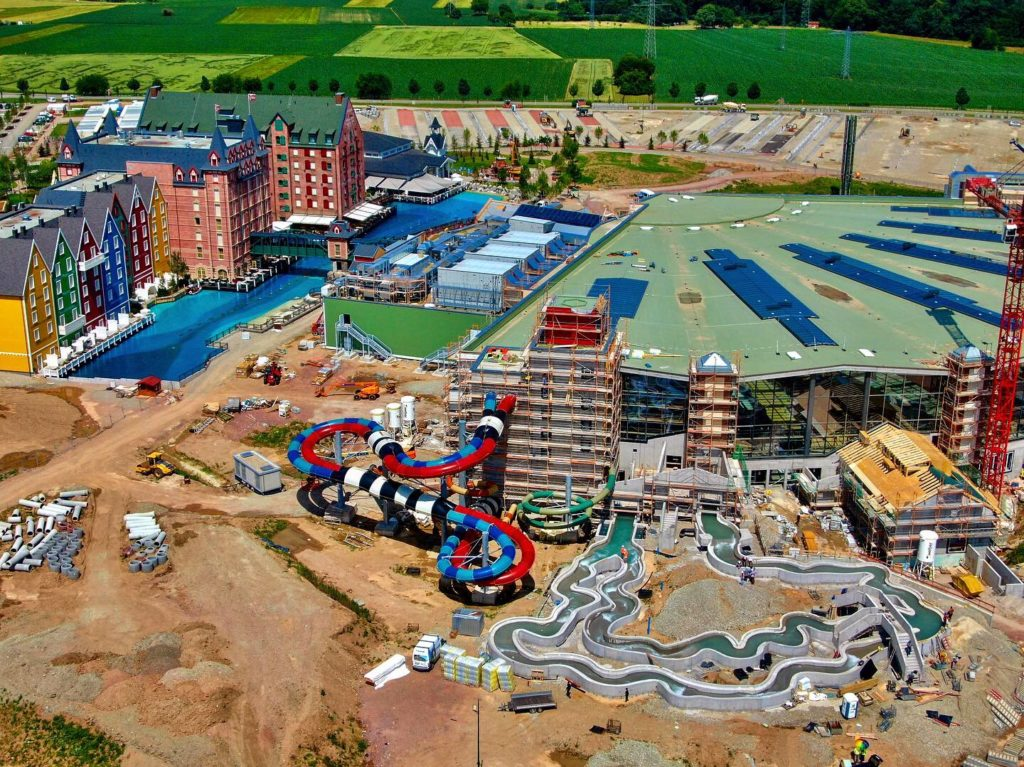 Die Investitionssumme von Rulantica beläuft sich auf 180 Millionen Euro