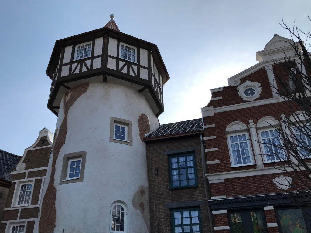 Schon bald begrüßt der Themenbereich Holland die Besucher - schöner denn je!