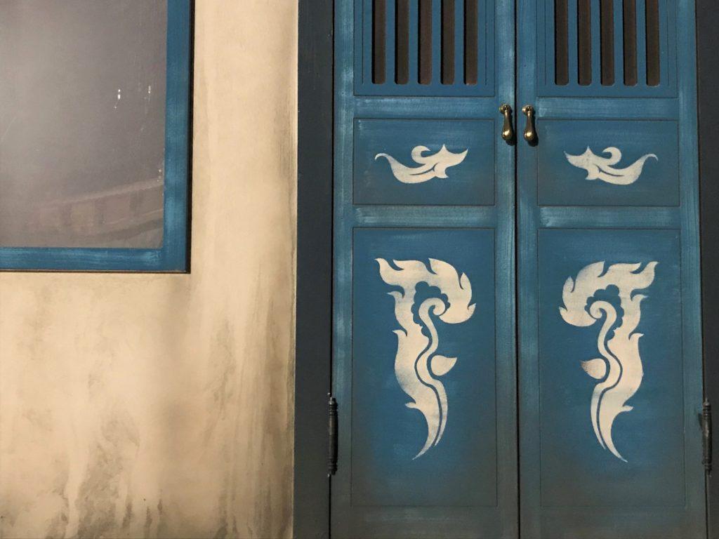 """Die Fassaden haben noch einen natürlichen """"Antik-Look"""" erhalten"""