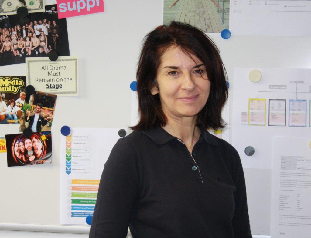 Brigitta Pal ist als Kreative Leitung in der Entertainment-Abteilung im Europa-Park tätig.
