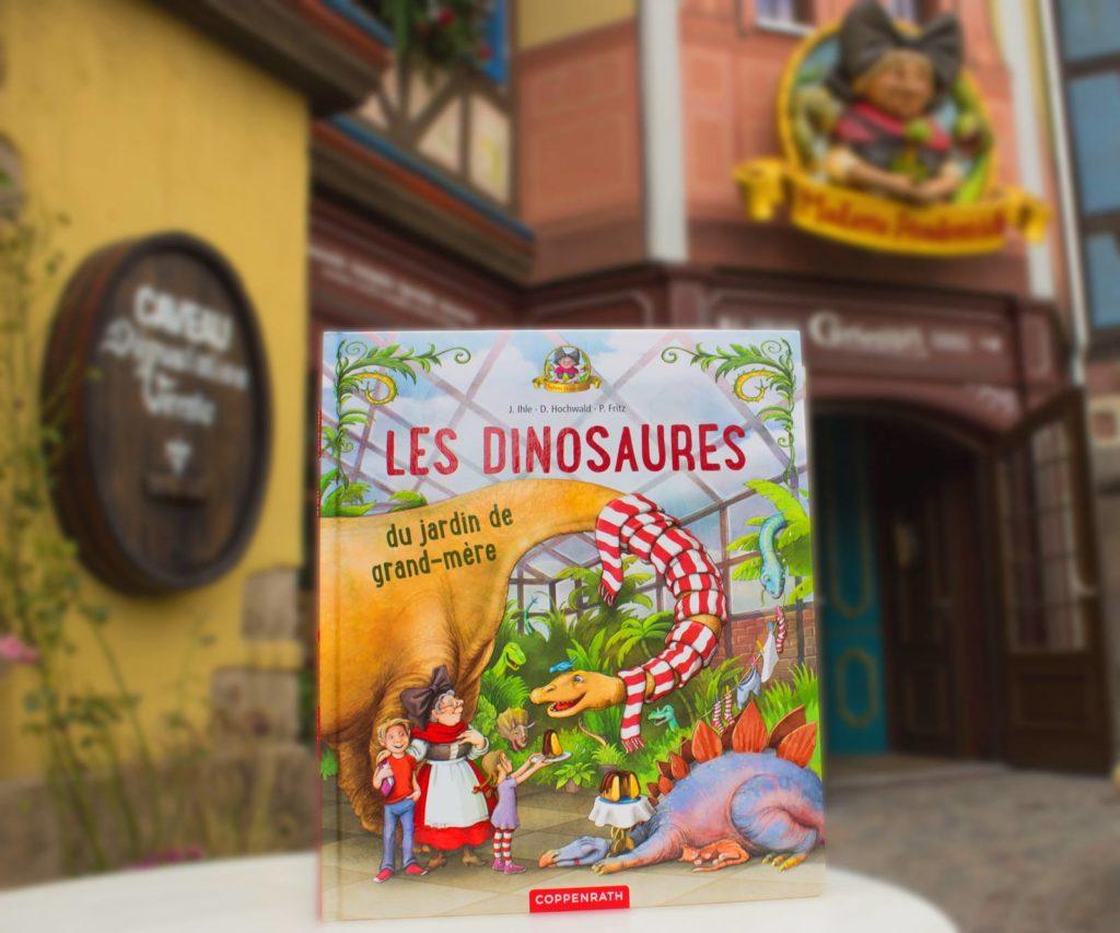 Les Dinosaures du jardin de grand-mère