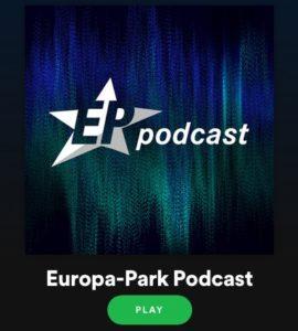 Europa-Park auf Spotify