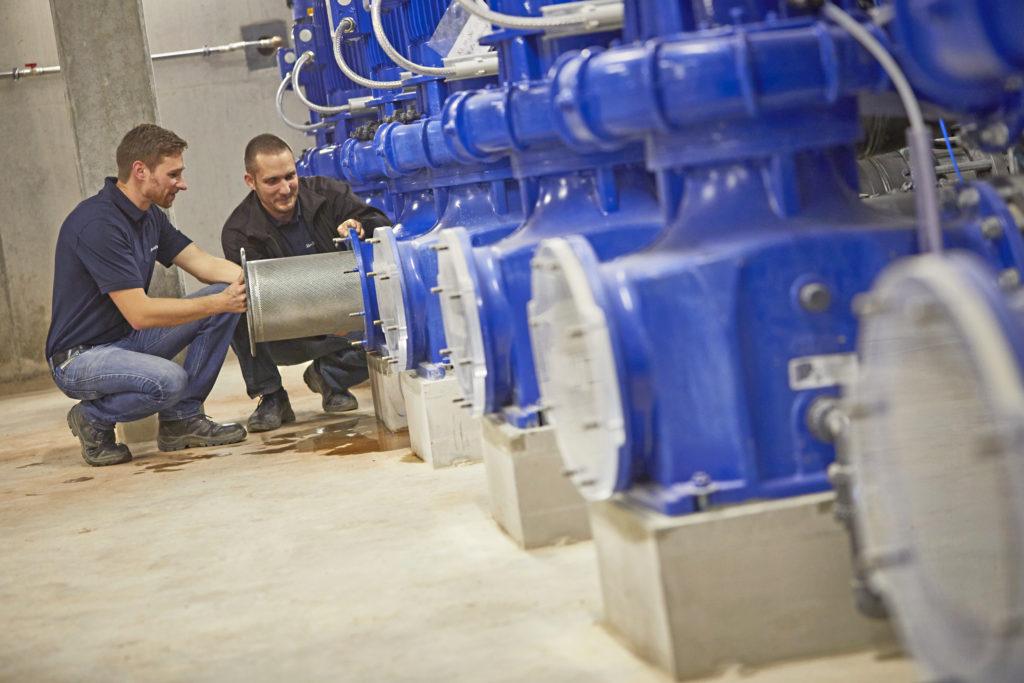 Nachhaltigkeit der Extraklasse: Mithilfe innovativer Filtrations- und Aufbereitungsverfahren können 80 Prozent des Wassers in Rulantica recycelt werden.
