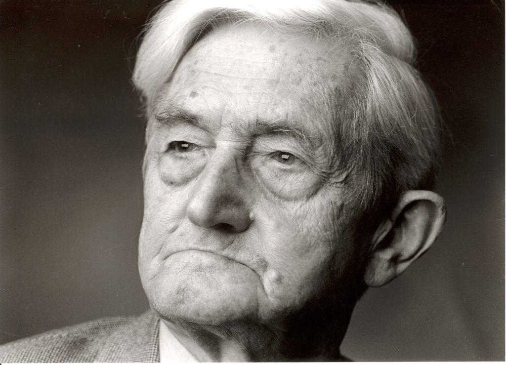 Ulrich Damrau, le concepteur de la thématique européenne.