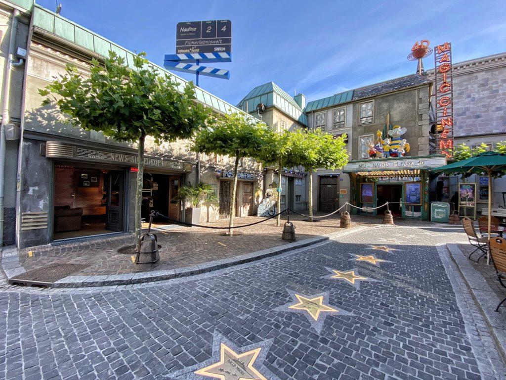 Die französische Filmstraße ist um eine Attraktion reicher!