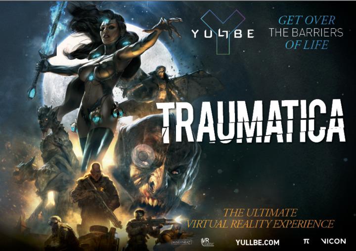 In YULLBE Traumatica stellen die Gäste ihren Mut unter Beweis.