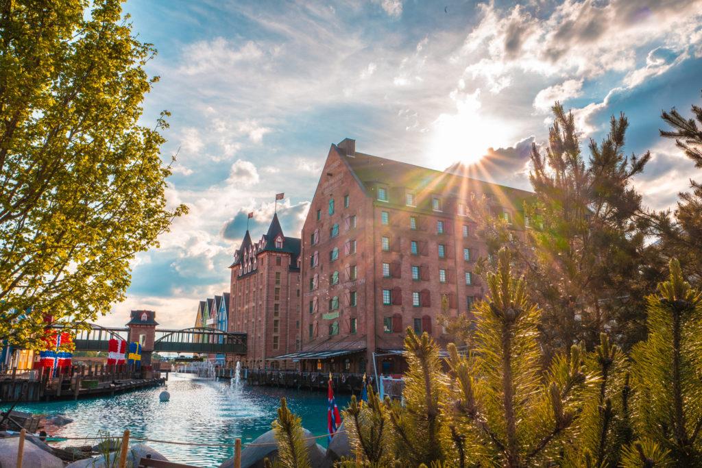 Un soleil plus radieux sublime l'hôtel Krønasår !