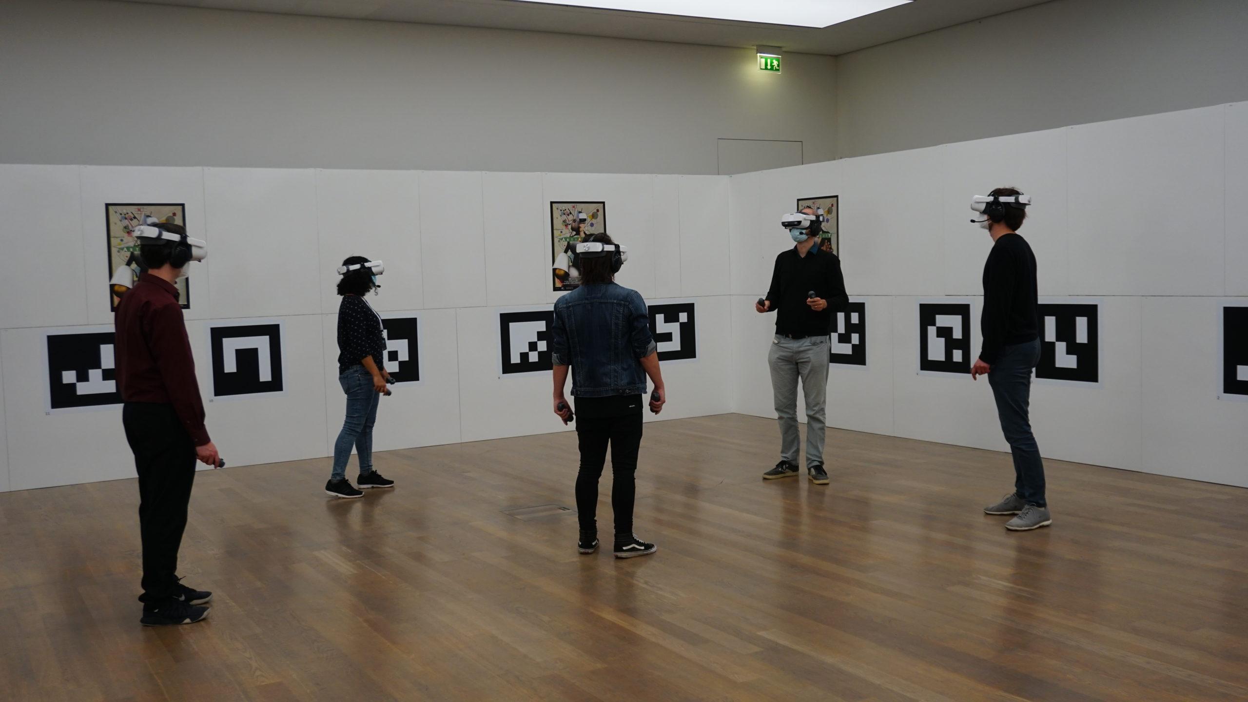 Foto vom Premierenwochenende im Kunstmuseum Stuttgart