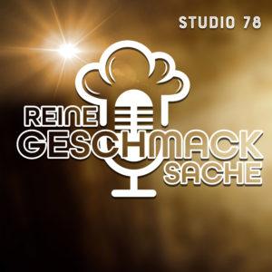 """Podcast Logo """"Reine Geschmacksache"""""""