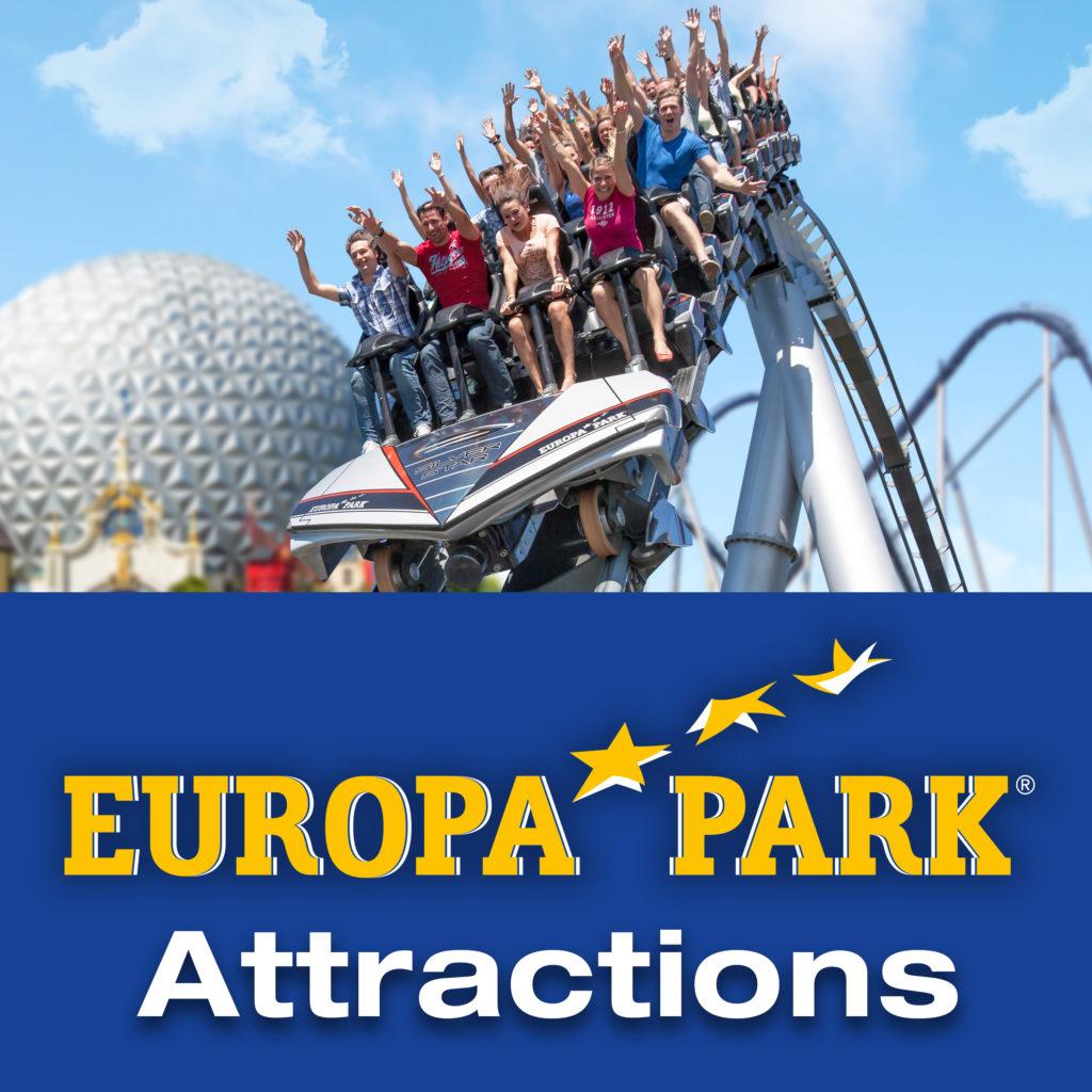 « Europa-Park Attractions » : comme si vous y étiez !