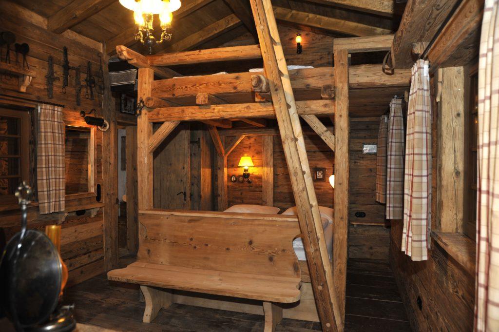 Calamity Jane aurait bien dormi ici !